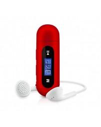 MP3 SPC SPORT ARMBAND 4GB SIN BRAZ.8494R ROJO*