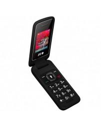 TELEFONO SPC MOVIL FLIP 2306N NEGRO