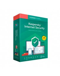 SOFTWARE KASPERSKY INTER. SECU. 5 USER 2020