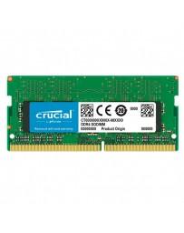 SO DIMM CRUCIAL 4GB DDR4 2400MHZ
