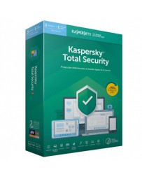 SOFTWARE KASPERSKY TOTAL SECUR. US 2020 1 AÑO