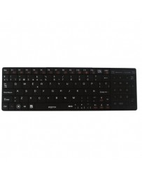 TECLADO APPROX SMART TV WIRELESS NEGRO APPKBTV01*