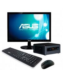 MINI PC INTEL NUC8I3BEH2 I38I09U 4GB SSD120+VS197DE+TECL+RAT