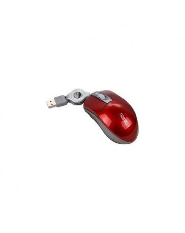 RATON HAVIT HV-M219 ROJO USB