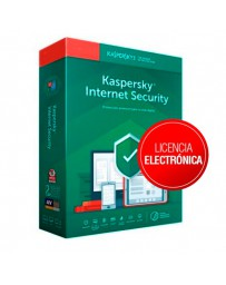 SOFTWARE KASPERSKY ELEC. INTER.SECUR.3 US 2 AÑOS 2020