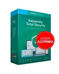 SOFTWARE KASPERSKY ELEC. TOTAL SECUR. 5 U 1 AÑO 2020
