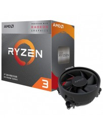 AMD RYZEN 3 3200G 3,6 GHZ