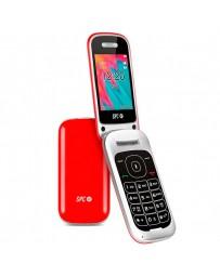 TELEFONO SPC MOVIL VELVET ROJO 2319R