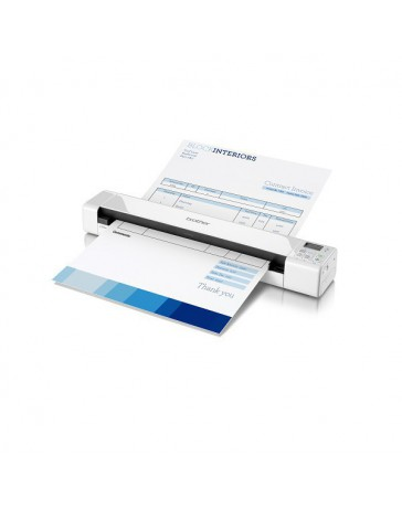 SCANNER BROTHER PORTATIL DS820W A4 COLOR*