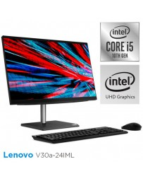 "ALL IN ONE V30A-24IML 23.8"" I510210U 8GB SSD256 W10"