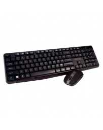 TECLADO+ RATON APPROX WIRELESS APPMX335 NEGRO