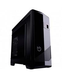 CAJA HIDITEC MICRO ATX M10 PRO S/FUENTE USB3.0