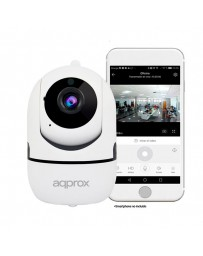 CAMARA IP APPROX WIFI HOME SECURITY APPIP360HD