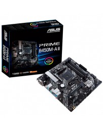 PLACA BASE ASUS AMD PRIME B450M-A II USB3.2 M2