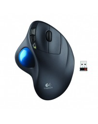 RATON LOGITECH WIRELESS TRACKBALL M570