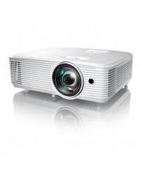 VIDEOPROYECTOR OPTOMA CORTA DISTANCIA X309ST HDMI VGA