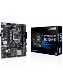 PLACA BASE ASUS PRIME H510M-D LGA1200 USB3.2 SATA