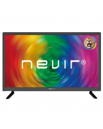 """TV NEVIR LED 24"""" TDT HD HDMI USB NVR-7710-24RD2-N"""