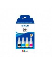 INK JET EPSON MULTIPACK ORIG.C13T664640 ECOTANK ET2500
