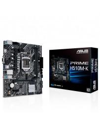 PLACA BASE ASUS PRIME H510M-K LGA1200 USB3.2 SATA