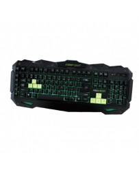 TECLADO KEEP OUT GAMING 3 PROF / 8 KEYS F80S*