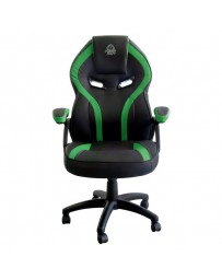 SILLA KEEP-OUT GAMING PROFESIONAL XS200GR VERDE/NEGRO
