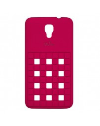 CARCASA WIKO BLOOM FUCSIA