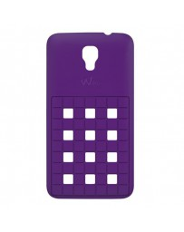 CARCASA WIKO BLOOM PURPURA
