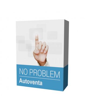 SOFTWARE TPV NO PROBLEM MODULO AUTOVENTA