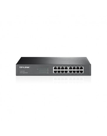 "SWITCH TP-LINK 13"" 16X 10/100/1000 MBPS RJ45"