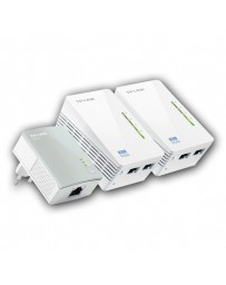 POWER LINE TP-LINK AV600 WIFI TL-WPA4220T KIT