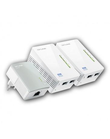 POWER LINE TP-LINK AV600 WIFI TL-WPA4220T KIT