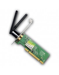 *ADAPTADOR TP-LINK WIFI INTERNO PCI 300MBPS