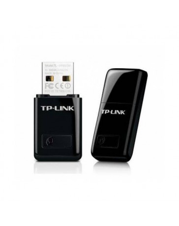 ADAPTADOR MINI TP-LINK WIFI USB 300MBPS TL-WN823N