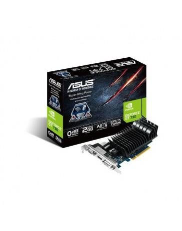 VGA ASUS GEFORCE GT730 2GB DDR3 HDMI/DVI/VGA*