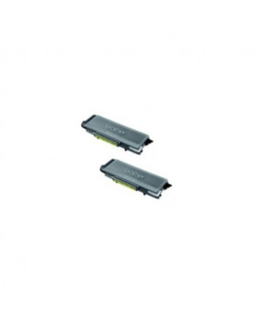 TONER BROTHER ORIG. TN3380 TWIN (PACK 2 UNID)