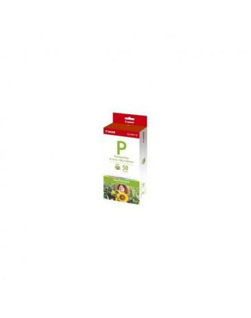 TINTA + PAPEL FOTOGRAFICO CANON E-P50 10X15