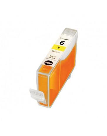 INK JET CANON ORIG. S-820 BCI6 AMARILLO