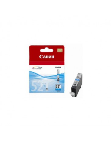 INK JET CANON ORIG. MP620 CLI 521 CYAN
