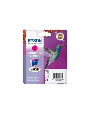INK JET EPSON ORIGINAL C13T080340 MAGENTA