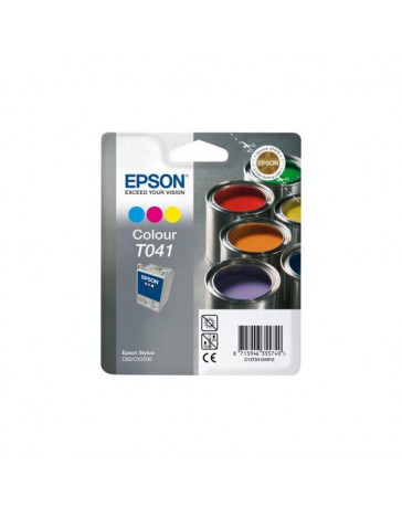 INK JET EPSON ORIGINAL C13T041040 COLOR
