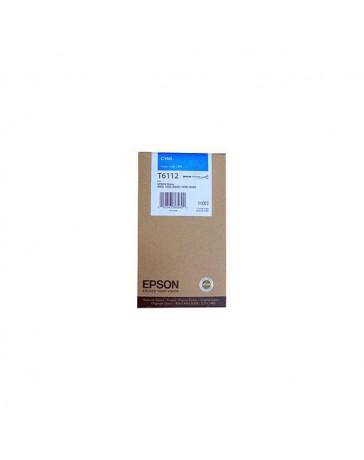 INK JET EPSON ORIGINAL C13T611200 CYAN