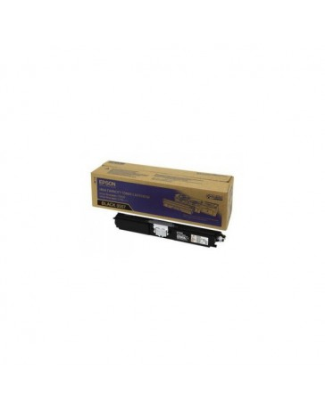TONER EPSON ORIG. ACULASER C1600 NEGRO ALTA