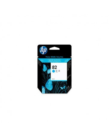 INK JET HP ORIG. C4911A Nº82 CYAN 69 ML