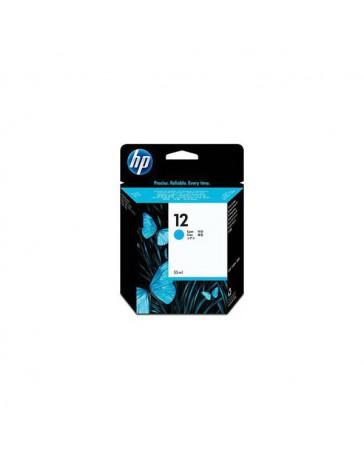 INK JET HP ORIG. C4804A Nº12 CYAN