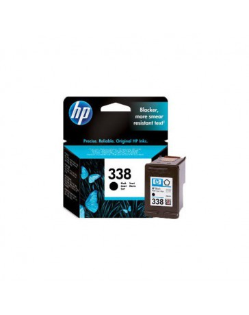 INK JET HP ORIG. C8765EE Nº338 NEGRO