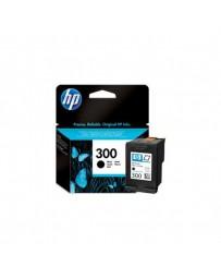 INK JET HP ORIG. CC640EE Nº300 NEGRO