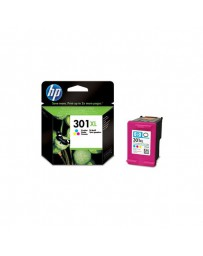 INK JET HP ORIG. CH564EE Nº301XL COLOR