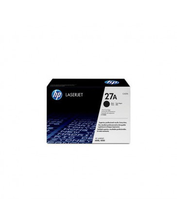TONER HP ORIG. C4127A 6000 PAG*