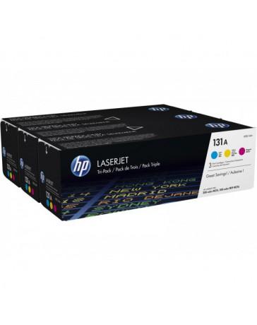 TONER HP ORIG. MULTIPACK CF211/212/213 C/M/Y